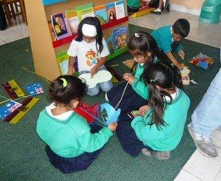5 écoles équipées avec des outils pédagogiques en Equateur
