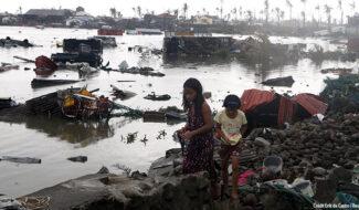 Typhon Haiyan : mobilisation pour les Philippines