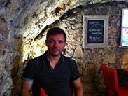 Antoine Destombes, fondateur d'Uniscartouches.com