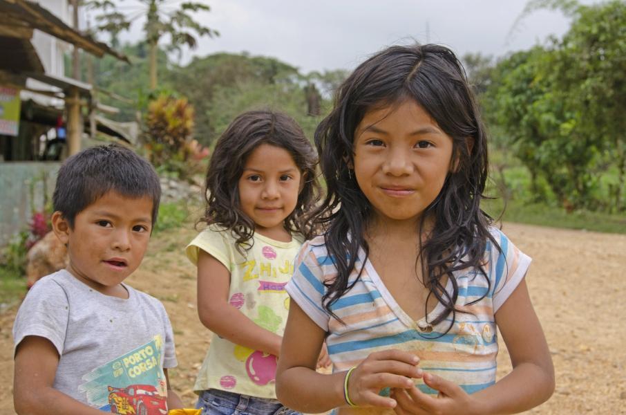 Parrainer en Equateur OK