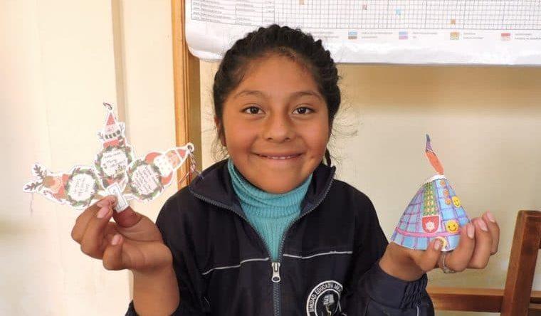 Parrainez un enfant en Bolivie