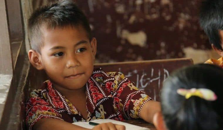 Parrainez un enfant en Indonésie