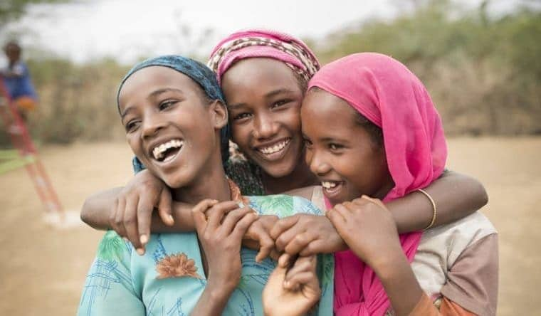 Parrainez un enfant en Ethiopie