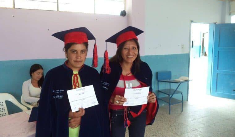 Parrainez un enfant en Equateur