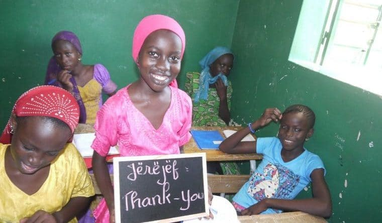 Parrainez un enfant au Sénégal
