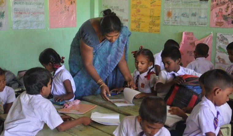 Parrainez un enfant au Sri Lanka