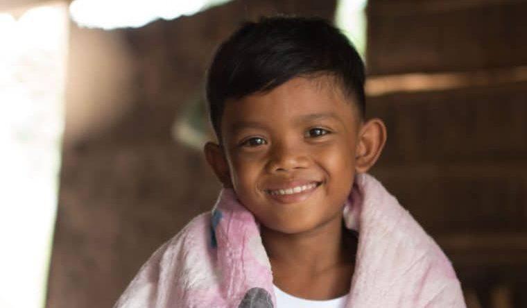 Parrainez un enfant au Cambodge