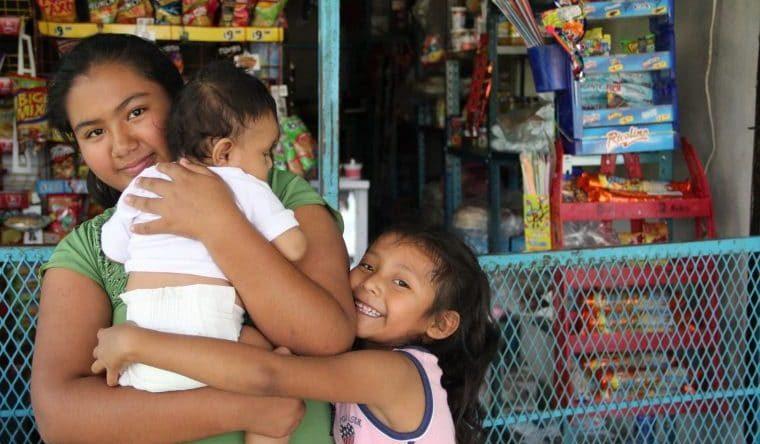 Parrainez un enfant au Mexique