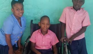 Compte rendu de la rentrée à l'école de Tabarre en Haïti