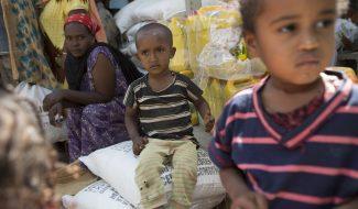 Urgence famine dans la Corne de l'Afrique
