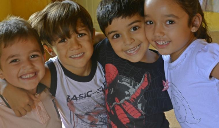 Nos actions humanitaires au Brésil