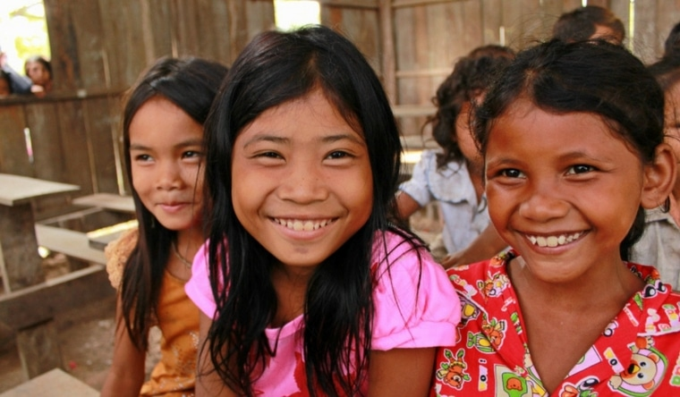 Nos actions humanitaires au Cambodge
