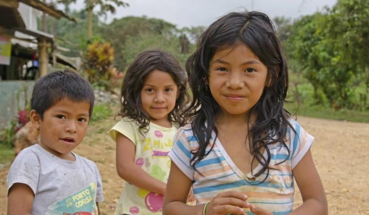 Nos actions humanitaires en Equateur