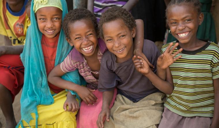 Nos actions humanitaires en Ethiopie