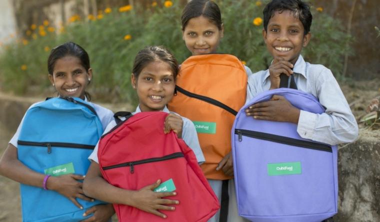 Nos actions humanitaires en Inde