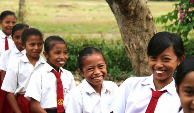 Nos actions humanitaires en Indonésie