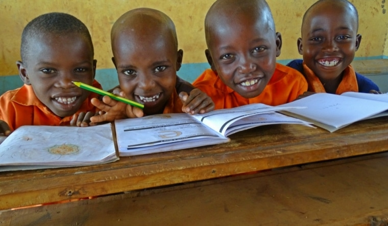 Nos actions humanitaires au Kenya