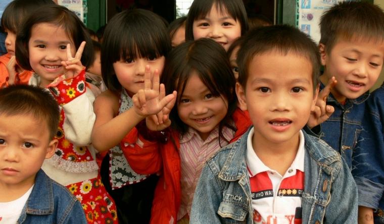 Nos actions humanitaires au Vietnam