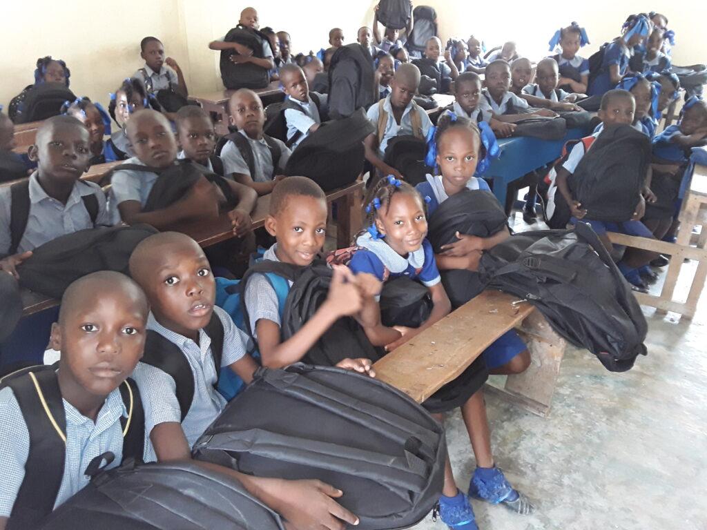 parrainez un enfant haiti