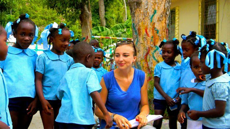 Partir en mission volontaire à l'étranger !