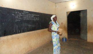 L'énergie solaire pour soutenir l'éducation des enfants de Fougani au Mali