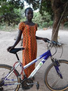 photo vélo Sénégal