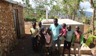 citernes familiales haiti