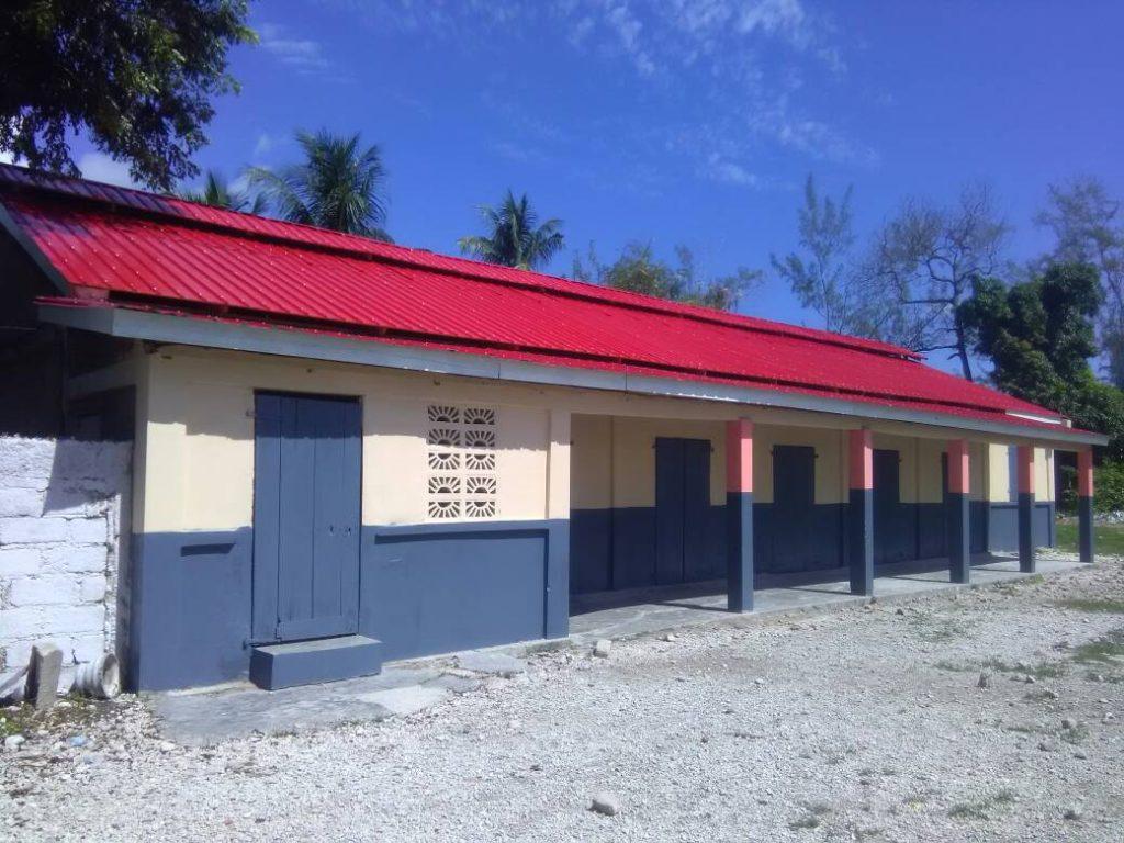 école Paul Vi- Haiti