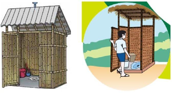 Financez la construction de 72 toilettes pour réduire la mortalité infantile au Vietnam