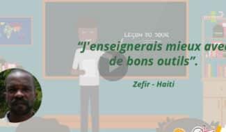 Un kit pédagogique pour les enseignants en Haïti