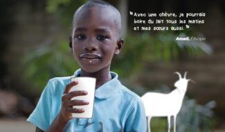 chevre ethiopie cadeau solidaire