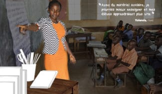 kit pedagogique haiti- cadeau solidaire