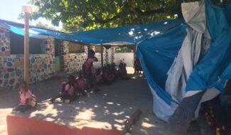 Haiti: équiper 4 écoles en mobilier et manuels scolaires