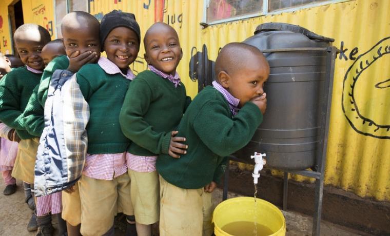 Fonds de santé pour les enfants