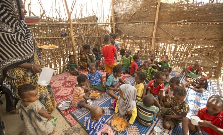 Des chèvres pour bien nourrir les enfants en Ethiopie
