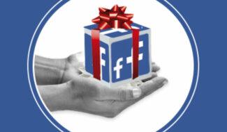 La solidarité en 1 clic sur Facebook