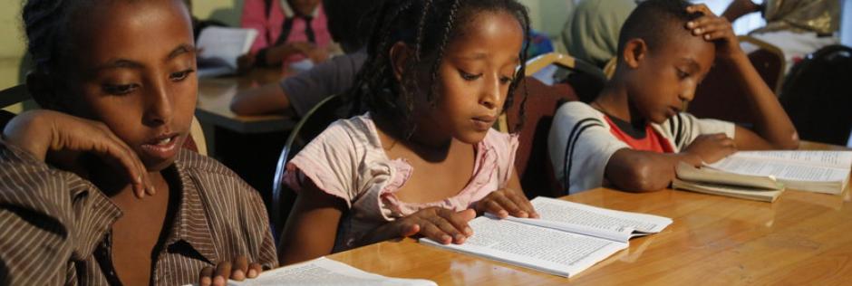Les coulisses des écoles à Addis Ababa