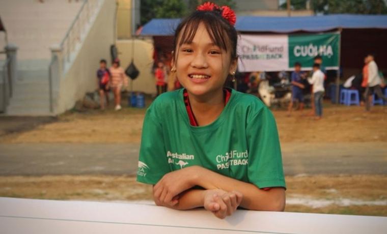 Vietnam: les filles s'émancipent grâce au Rugby