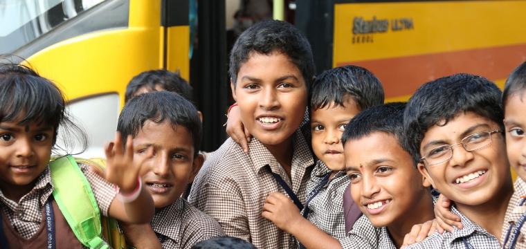 Histoires: enfants, communautés, avenir
