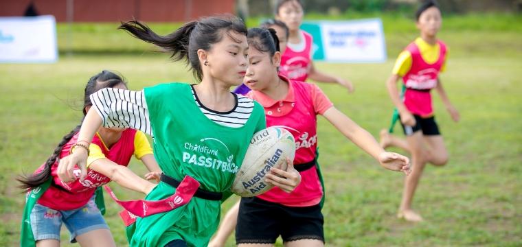 Le sport pour améliorer le bien-être des enfants