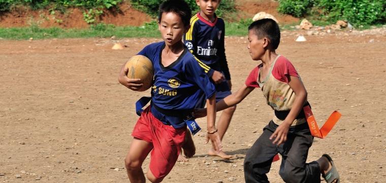 Le sport pour conduire un changement positif