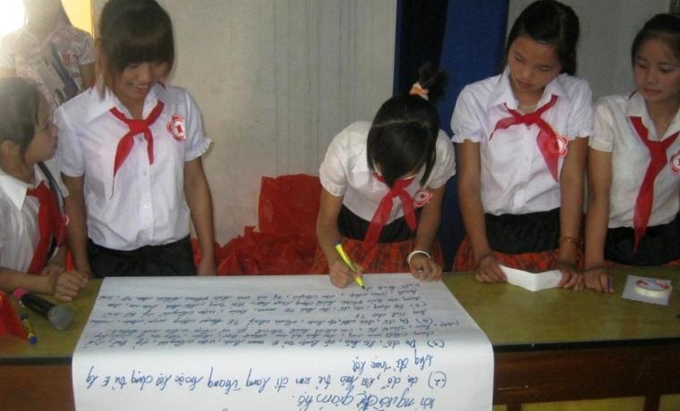 Panorama de nos actions au Vietnam en 2018 3