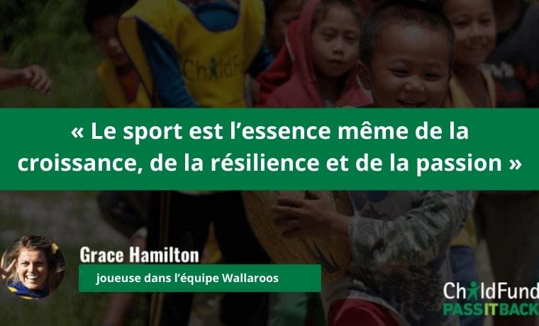 Grace Hamilton