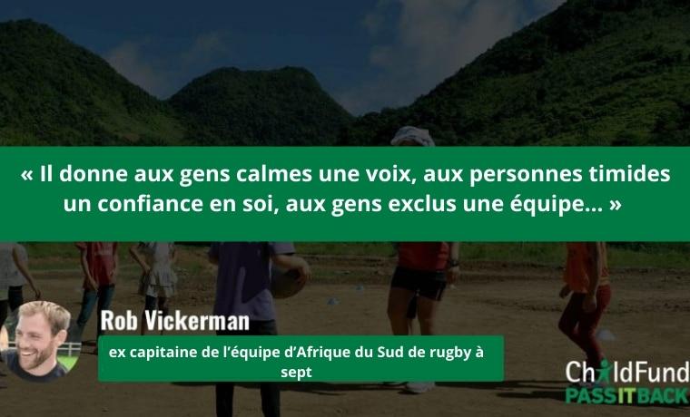 Rob Vickerman