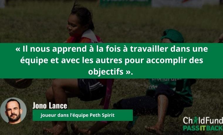 Jono Lance