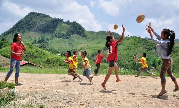 """Une coupe du monde de Rugby qui a placé le rugby en Asie au cœur des ambitions du programme de la Word Rugby """"Impact Beyond"""""""