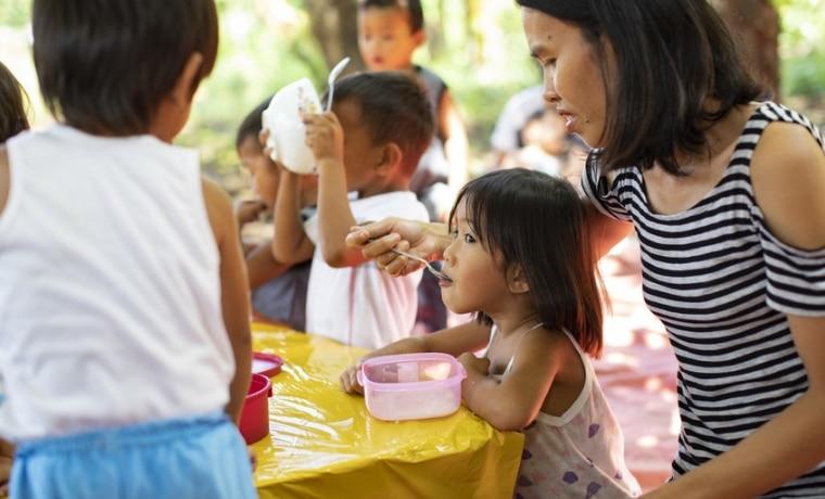 La pauvreté et son impact sur la santé d'un enfant