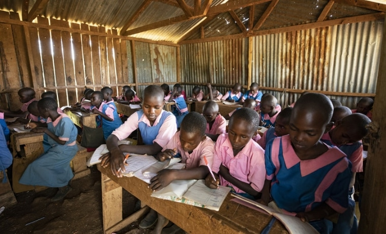 L'impact de la pauvreté sur l'éducation d'un enfant
