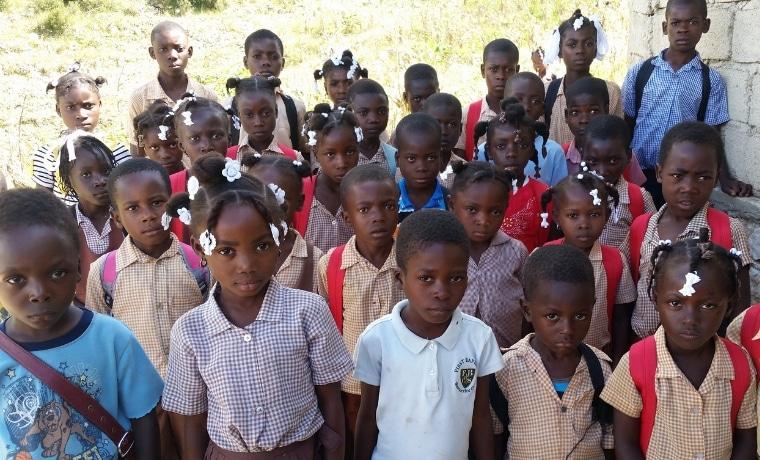 Haïti : Permettre aux enfants d'étudier dans de meilleures conditions