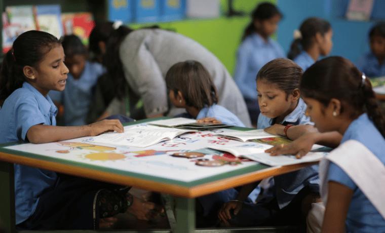 Des enfants instruits et en confiance